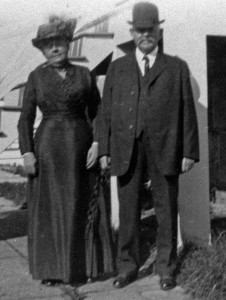Leander and Elizabeth White
