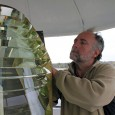 Volunteers Bob Hancock (below left) and Peter Mason (below right), along with operations manager Jeremy D'Entremont, cleaned the fourth-order Fresnel lens in Portsmouth Harbor Light on Wednesday, April 18, using […]