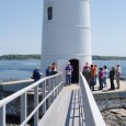 On Sunday, May 20, experienced and new volunteers gathered at Portsmouth Harbor Lighthouse on a picture perfect afternoon for a training session in preparation for the start of the open […]