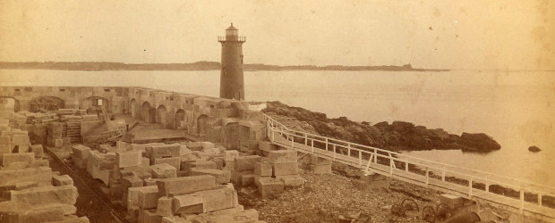 """""""Well protected and seldom frozen over, the harbor of Portsmouth, New Hampshire, near the mouth of the Piscataqua River, was one of the busiest ports of colonial America. It remains […]"""