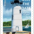 This year, the U.S. Postal Service's  popular lighthouses series continues with New England Coastal Lighthouses, a set of five Forever® stamps honoring Portland Head (Cape Elizabeth, ME), Portsmouth Harbor (New […]