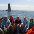 (Above, during a Sept. 7, 2013, visit to Whaleback Lighthouse: L to R: Volunteer Bobbie Stevenson, director-at-large Ed Stevenson, historic preservation architect Deane Rykerson, operations manager Jeremy D'Entremont, chairman Ron […]