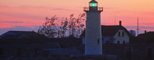Join us near the summer solstice for our annual Sunset Lighthouse Cruise on Friday,  June 19, 2015, at 7:00 p.m., aboard the M/V Granite State, departing from Rye Harbor on […]
