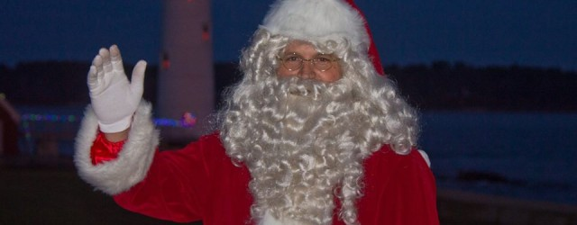 On Monday, October 12 — Columbus Day — we will welcome the Jolly Old Elf himself, a.k.a. Santa Claus, for a special open house at Portsmouth Harbor Lighthouse, from 1:00 […]