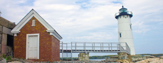 In 1903, funds were allotted for the building of two small brick buildings in New Castle, NH, for the storage of kerosene — one at Portsmouth Harbor Light Station and one at Jaffrey […]