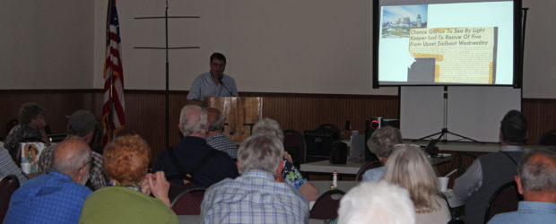 """Friends of Portsmouth Harbor Lighthouses and the American Lighthouse Foundation held an event called """"Lighthouses & Keepers: A Symposium"""" at the Kittery (Maine) Lions Club on Saturday, June 4, and […]"""