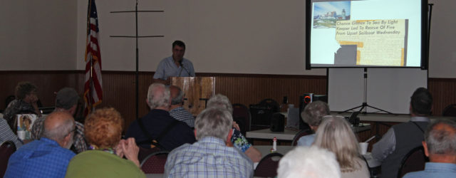 "Friends of Portsmouth Harbor Lighthouses and the American Lighthouse Foundation held an event called ""Lighthouses & Keepers: A Symposium"" at the Kittery (Maine) Lions Club on Saturday, June 4, and […]"