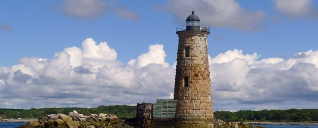 The southernmost lighthouse in the state of Maine, Whaleback Lighthouse stands on an offshore ledge at the mouth of the Piscataqua River. It's one of the most familiar icons of […]