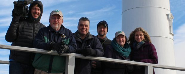 """Jennifer Crompton of WMUR-TV made a visit to Portsmouth Harbor Lighthouse recentlyto do a segment for the TV show """"New Hampshire Chronicle."""" The segment was included in the show of […]"""