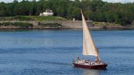On Labor Day, Sept. 4, 2017, Jeremy D'Entremont, founder and chairman of Friends of Portsmouth Harbor Lighthouses, will be on board the gundalow Piscataqua for a special two-hour (5-7 […]