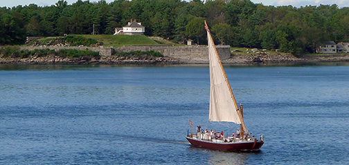 Join us on Labor Day — Monday, September 4, 2017 — for a very special event! Board the gundalow Piscataqua at the University of New Hampshire dock in New Castle for a […]